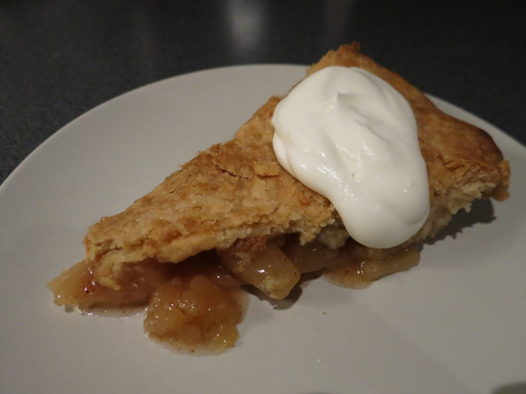 Amerikansk apple pie